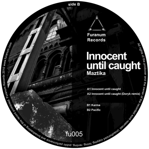 [FU005] Maztika – Innocent Until Caught