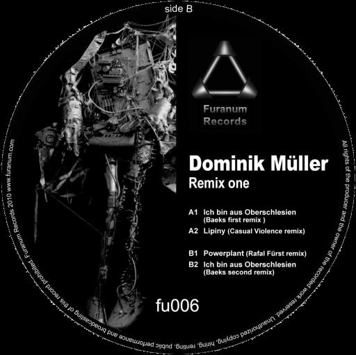 [FU006] Dominik Müller – Remix One
