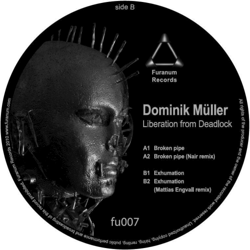 [FU007] Dominik Müller – Liberation from Deadlock