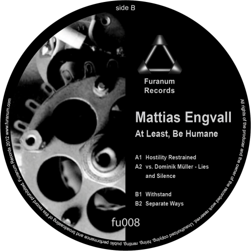 [FU008] Mattias Engvall – At Least, Be Humane