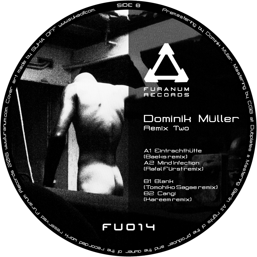 [FU014] Dominik Müller – Remix Two